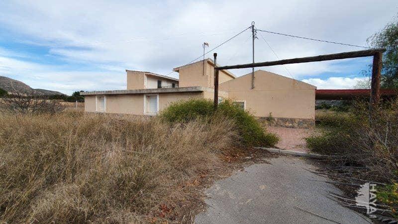 Casa en venta en Elda, Alicante, Calle Partida Campo Alto, 147.000 €, 4 habitaciones, 2 baños, 296 m2