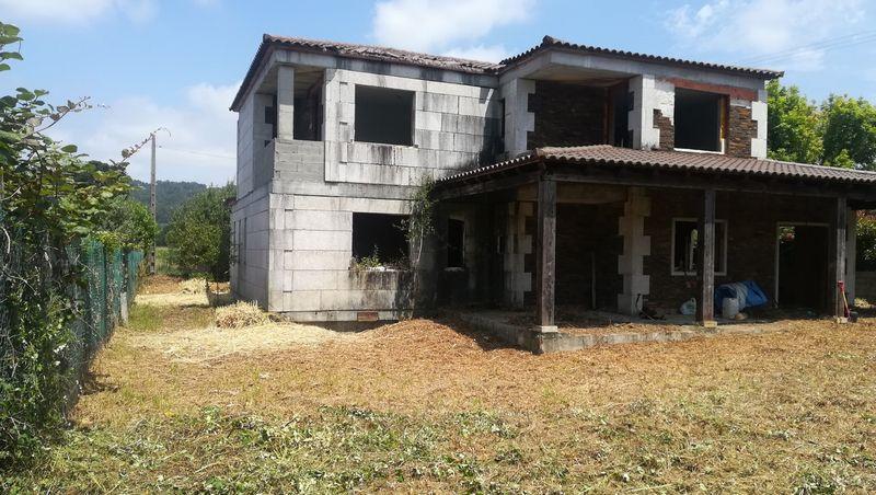 Casa en venta en Gondomar, Pontevedra, Lugar Rapadouro, 107.500 €, 1 habitación, 1 baño, 254,4 m2