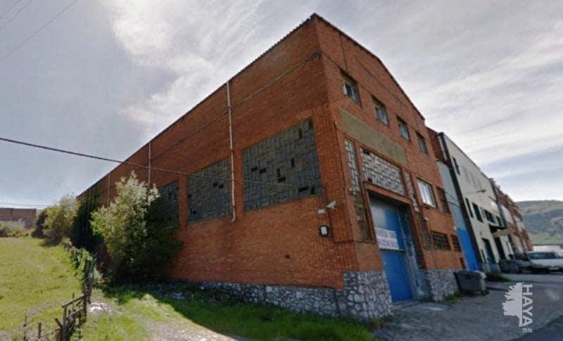 Industrial en venta en Errepelega, Portugalete, Vizcaya, Calle Pozo Pando, 405.040 €, 664 m2