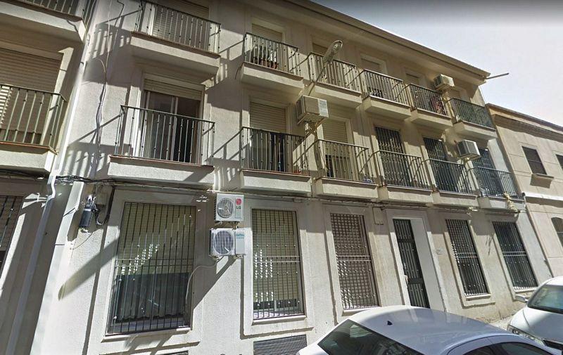 Piso en venta en San Andrés, Mérida, Badajoz, Calle Museo Del, 75.500 €, 4 habitaciones, 2 baños, 89,9 m2