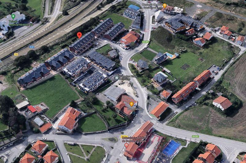 Piso en venta en Boo de Piélagos, Piélagos, Cantabria, Barrio Bo Boo-san Jose, 228.000 €, 3 habitaciones, 2 baños, 156 m2