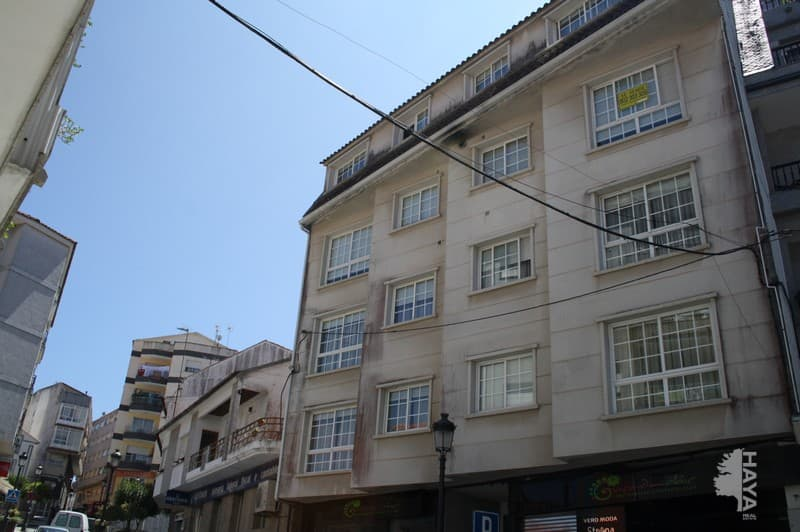 Piso en venta en Portonovo, Sanxenxo, Pontevedra, Calle Areal, 86.000 €, 4 habitaciones, 1 baño, 125 m2
