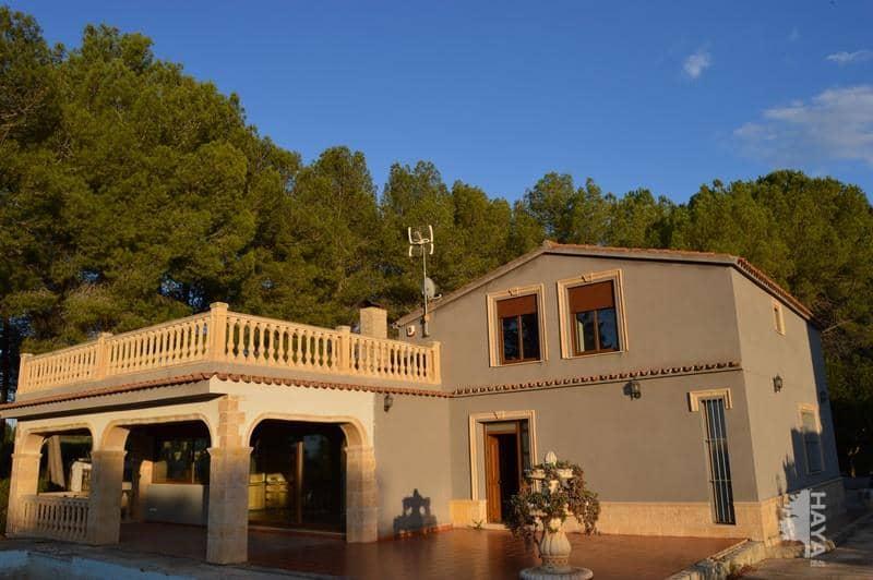 Casa en venta en Ayacor, Canals, Valencia, Calle Partida Afueras Calderons, 185.800 €, 4 habitaciones, 2 baños, 135 m2