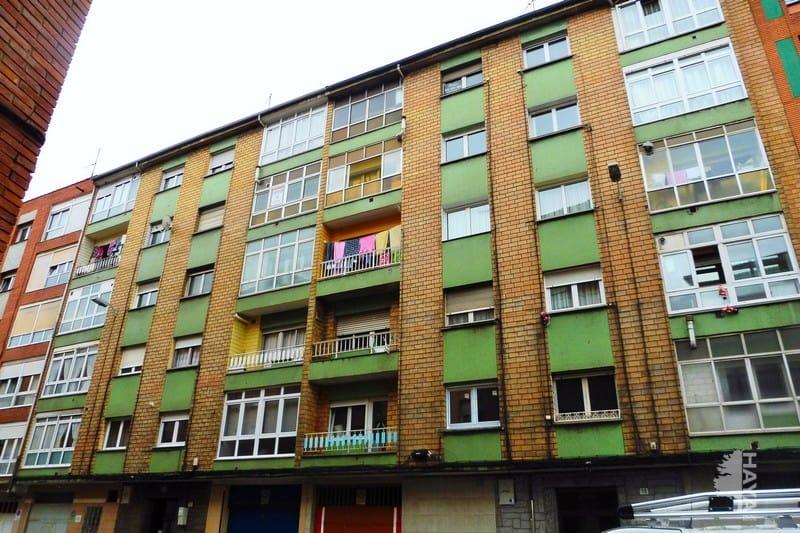 Piso en venta en Gijón, Asturias, Calle Jose Marti, 51.300 €, 3 habitaciones, 1 baño, 84 m2