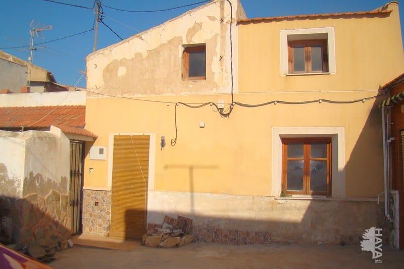 Casa en venta en San Miguel de Salinas, Alicante, Calle Inmaculada, 14.980 €, 3 habitaciones, 1 baño, 44 m2