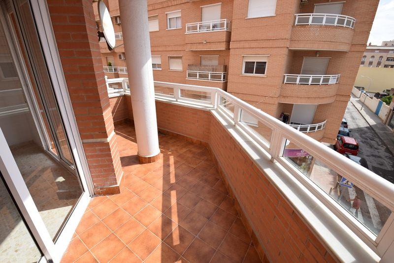 Piso en venta en Pampanico, El Ejido, Almería, Calle Miguel Angel, 87.000 €, 4 habitaciones, 1 baño, 116 m2