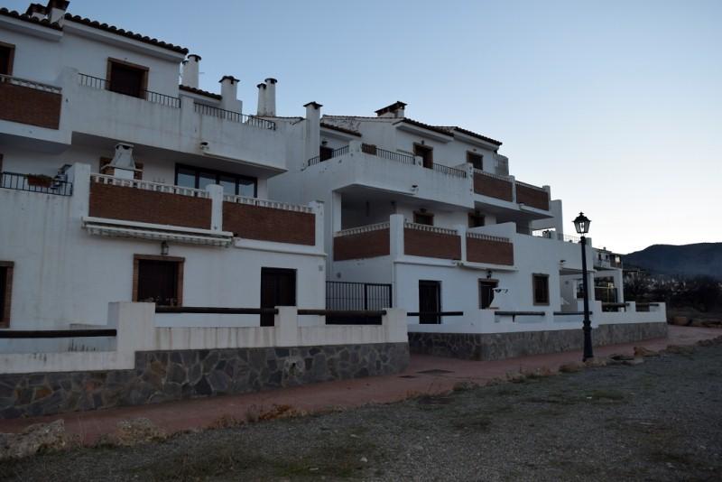 Piso en venta en Fondón, Almería, Calle El Boliche, 54.000 €, 2 habitaciones, 1 baño, 65 m2
