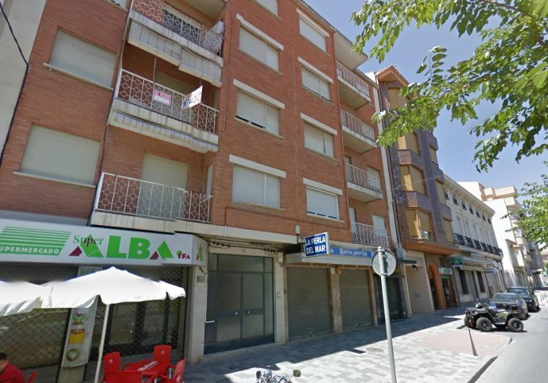 Piso en venta en La Roda, Albacete, Calle Ramon Y Cajal, 32.500 €, 3 habitaciones, 1 baño, 104 m2