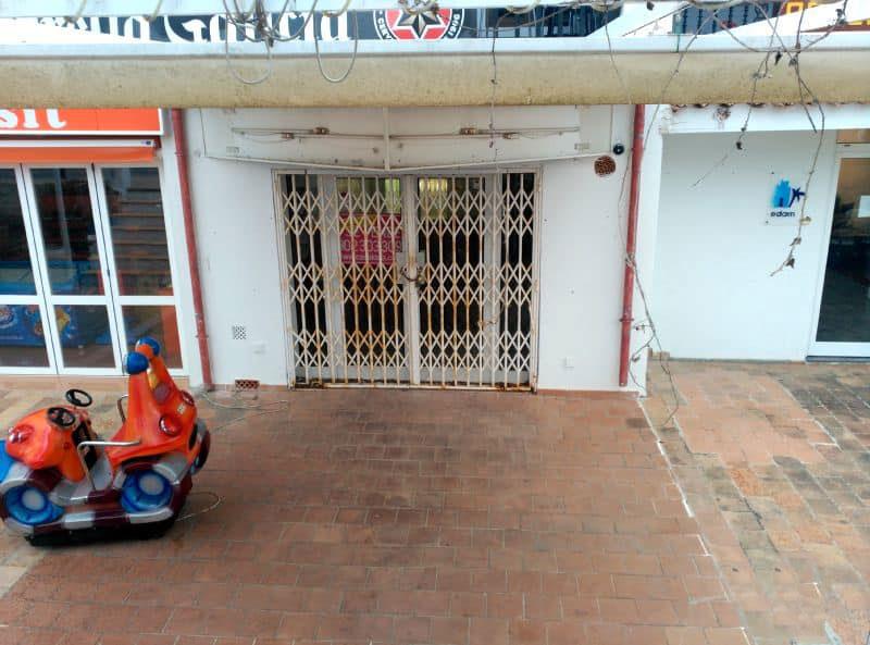 Local en venta en Santanyí, Baleares, Calle S`espalmador, 113.220 €, 72 m2