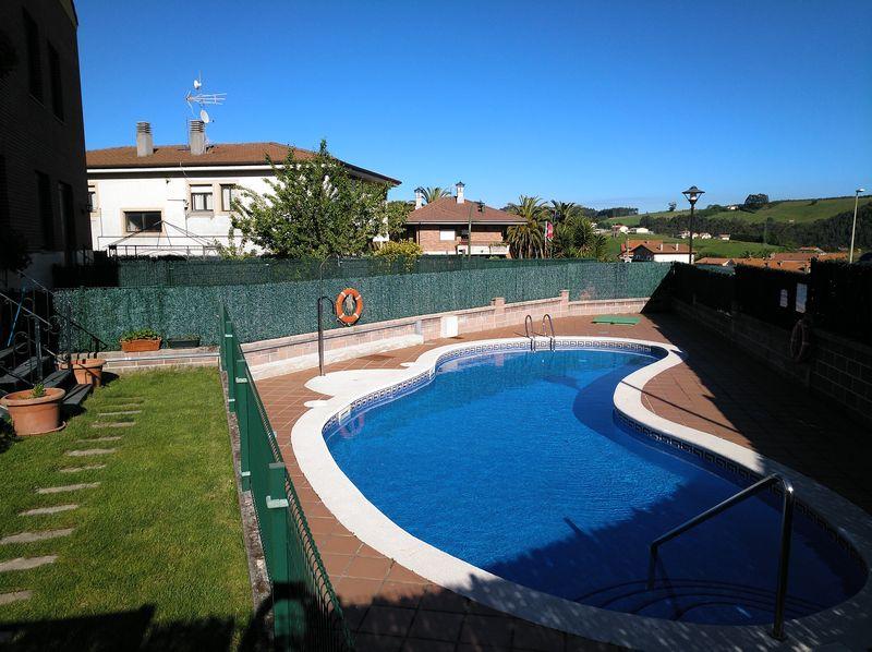 Piso en venta en Meruelo, Cantabria, Barrio Maeda de San Mames, 117.300 €, 2 habitaciones, 2 baños, 70,2 m2