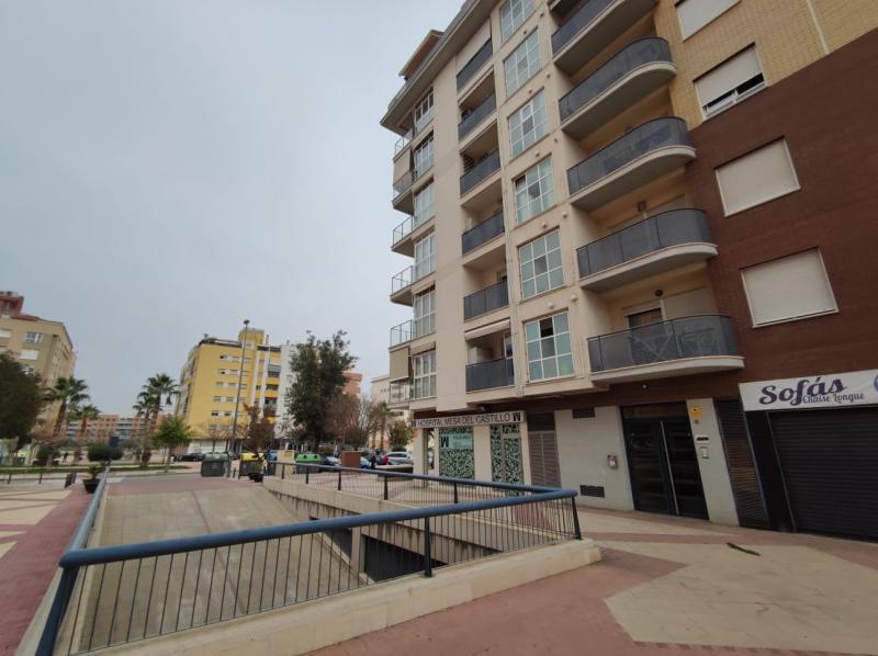 Piso en venta en Murcia, Murcia, Murcia, Calle Santa Rosa, 58.000 €, 3 habitaciones, 1 baño, 86 m2