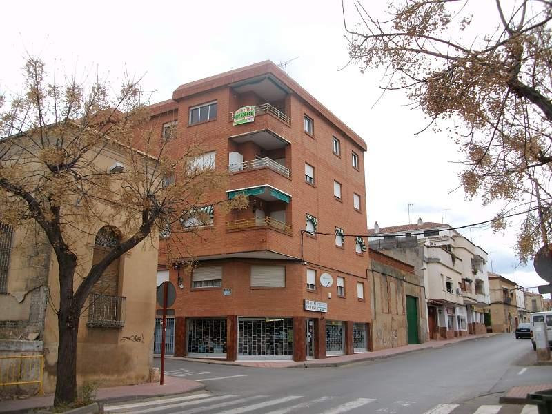 Piso en venta en Malagón, Ciudad Real, Calle Cardenal Monescillo, 62.000 €, 4 habitaciones, 2 baños, 123 m2