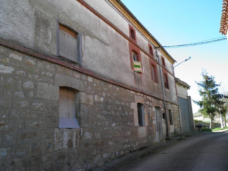 Casa en venta en Icedo (abandonado), Villadiego, Burgos, Travesía Real, 20.000 €, 4 habitaciones, 1 baño, 276 m2