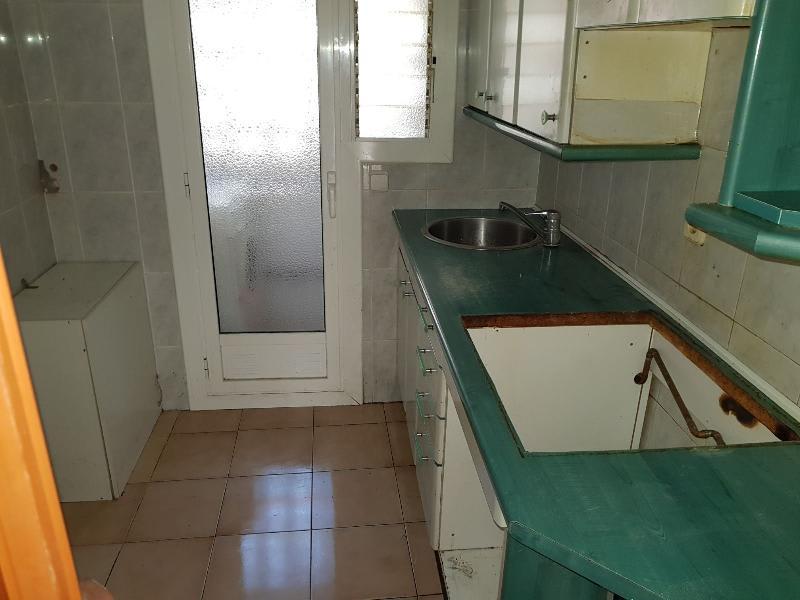 Piso en venta en Badalona, Barcelona, Calle San Mateo, 128.750 €, 3 habitaciones, 1 baño, 61 m2