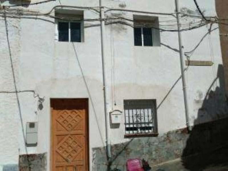 Casa en venta en Abla, Almería, Calle San Marcos, 57.275 €, 3 habitaciones, 1 baño, 125 m2