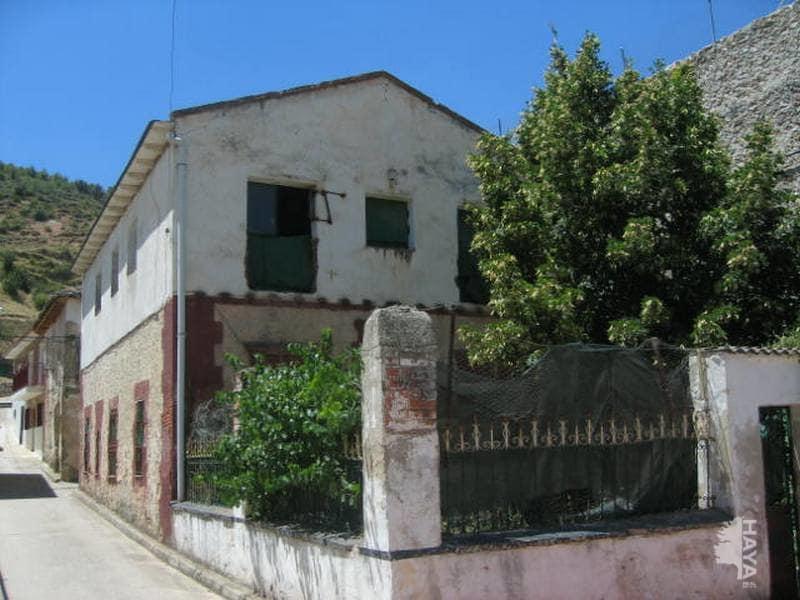 Casa en venta en Moratilla de los Meleros, Guadalajara, Calle Cruz, 30.255 €, 3 habitaciones, 1 baño, 89 m2