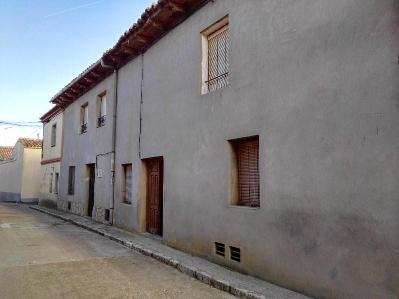 Casa en venta en Valderas, León, Calle Apriscos, 25.000 €, 4 habitaciones, 1 baño, 107 m2