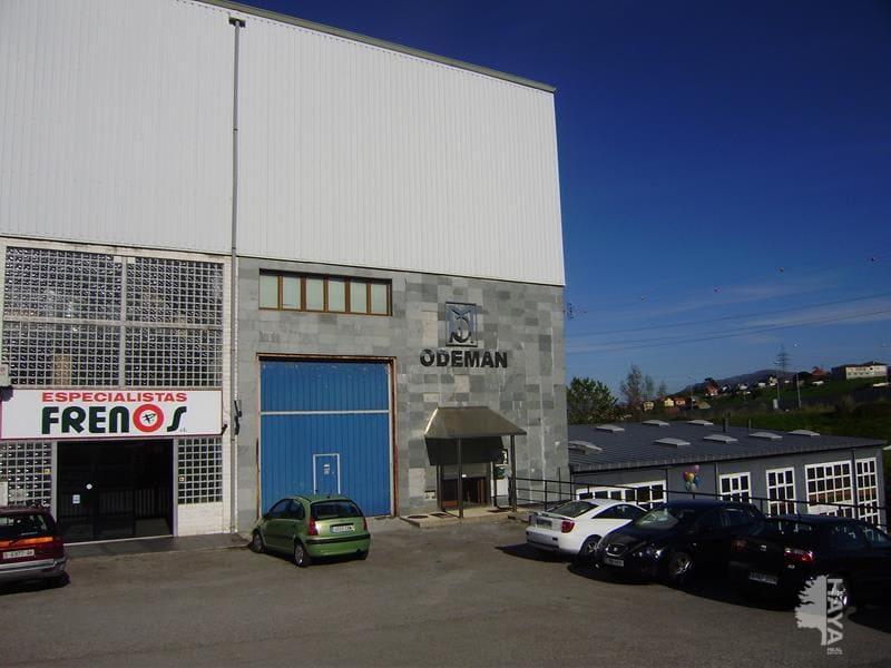 Industrial en venta en Camargo, Cantabria, Calle Polígono Elegarcu, 267.500 €, 398 m2