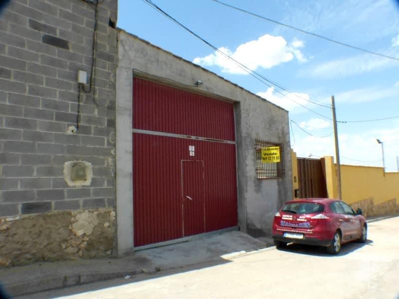 Industrial en venta en Horcajo de Santiago, Cuenca, Calle Romero, 42.000 €, 345 m2