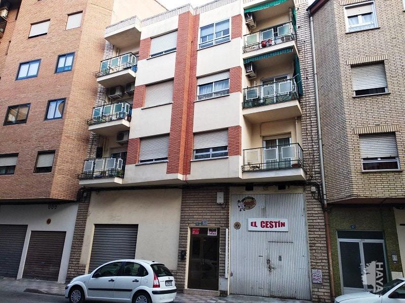 Piso en venta en Albacete, Albacete, Calle Velarde, 79.300 €, 1 habitación, 1 baño, 104 m2