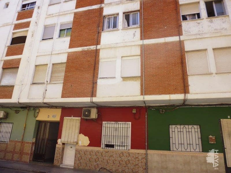 Piso en venta en Algemesí, Valencia, Calle Manuel de Falla, 19.125 €, 3 habitaciones, 1 baño, 64 m2