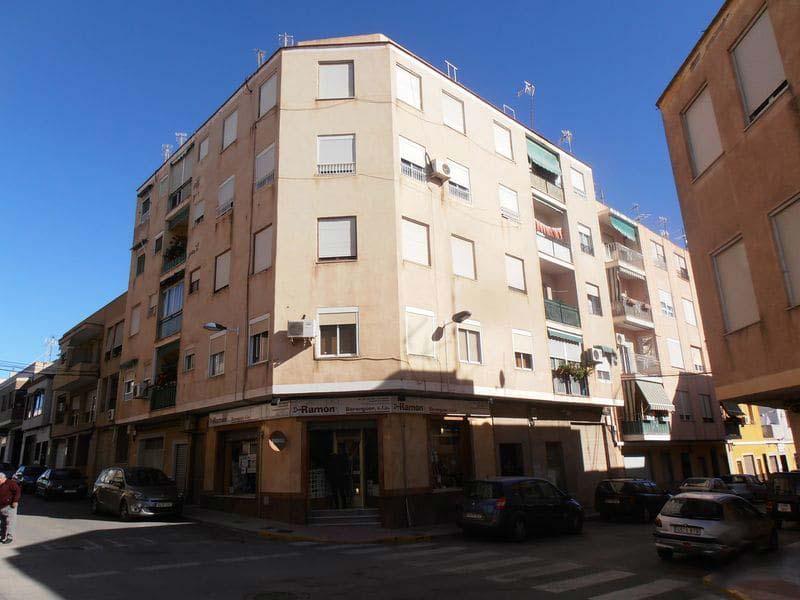 Piso en venta en Novelda, Novelda, Alicante, Calle Navas de Tolosa, 52.700 €, 3 habitaciones, 1 baño, 91 m2