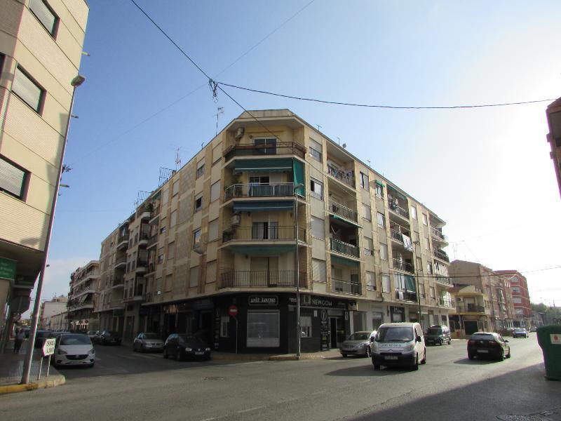 Piso en venta en Almoradí, Alicante, Calle Virgen del Rosario, 28.600 €, 4 habitaciones, 1 baño, 98 m2