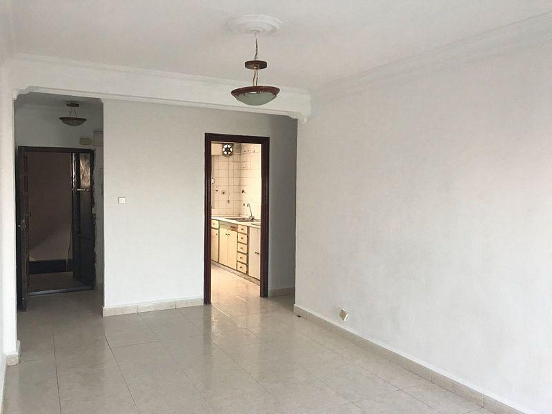 Piso en venta en Pego, Alicante, Avenida Rafol D`almunia, 80.000 €, 2 habitaciones, 1 baño, 54,5 m2