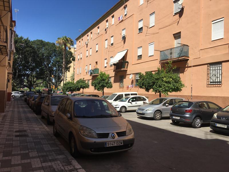 Piso en venta en Málaga, Málaga, Calle Enrique Vera, 72.500 €, 3 habitaciones, 1 baño, 72 m2