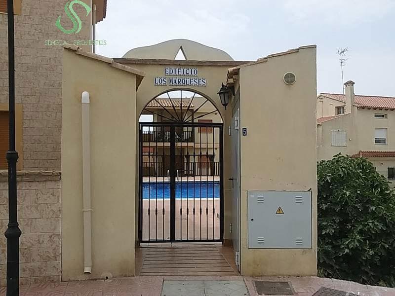 Piso en venta en Cuevas del Almanzora, Almería, Calle Partida Pago de la Bombardas, 62.000 €, 2 habitaciones, 2 baños, 1 m2
