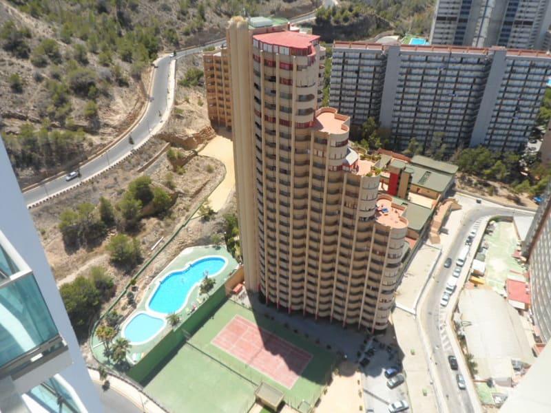 Piso en venta en Benidorm, Alicante, Calle Viena, 89.722 €, 2 habitaciones, 1 baño, 62 m2