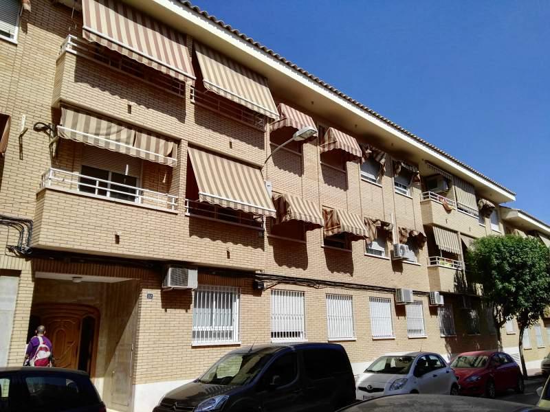 Piso en venta en Barrio los Tubos, San Vicente del Raspeig/sant Vicent del Raspeig, Alicante, Calle Álvarez Quintero, 121.000 €, 3 habitaciones, 2 baños, 97 m2