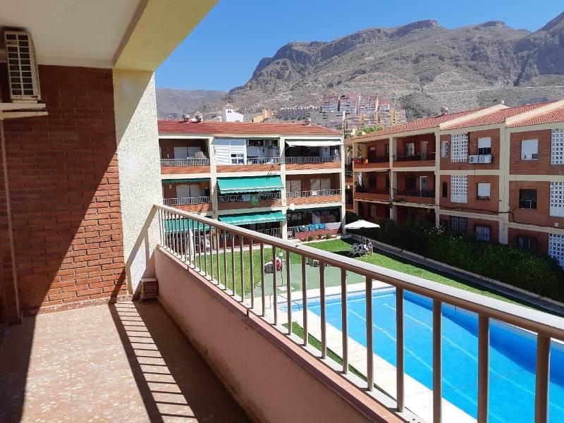 Piso en venta en Aguadulce, Roquetas de Mar, Almería, Calle Sonora, 66.000 €, 2 habitaciones, 1 baño, 75 m2