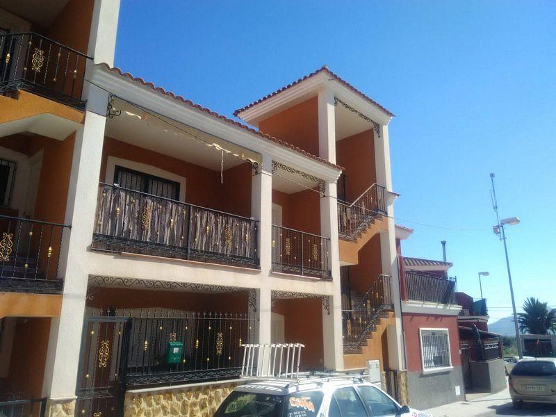 Piso en venta en Rabaloche, Orihuela, Alicante, Calle Capirulos Y Magnolia, 52.300 €, 2 habitaciones, 1 baño, 65 m2