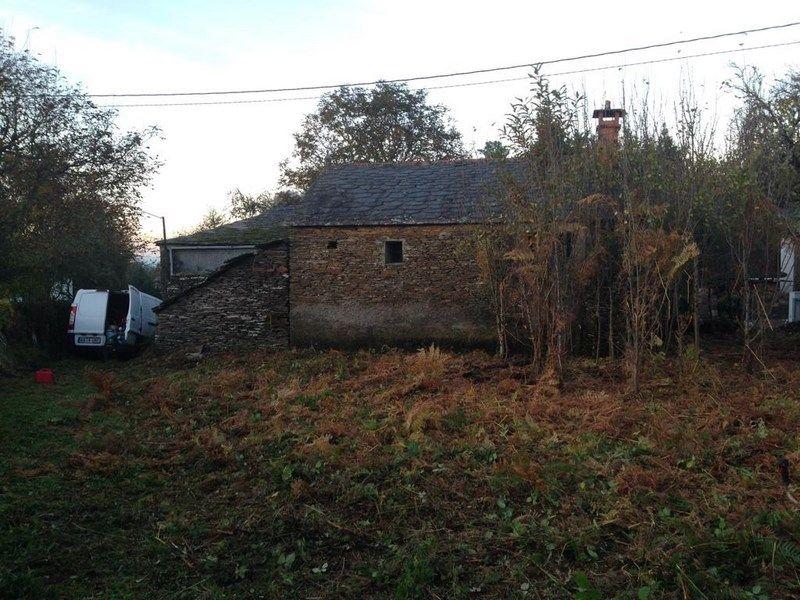 Casa en venta en A Graña, Begonte, Lugo, Lugar Castro Roibas de Aira, 36.000 €, 1 habitación, 1 baño, 43,5 m2