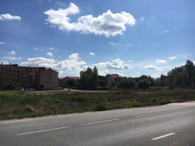 Suelo en venta en Entre Ríos, Alberite, La Rioja, Carretera de Lardero, 17.000 €, 167,77 m2