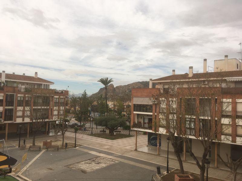 Piso en venta en Santomera, Murcia, Plaza del Corralon - la Luz, 81.000 €, 4 habitaciones, 2 baños, 128,47 m2