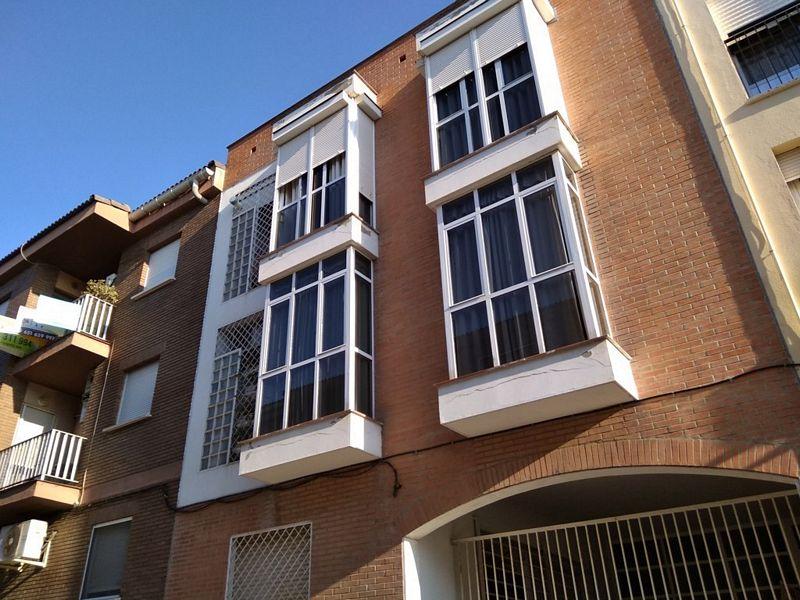 Piso en venta en San Andrés, Mérida, Badajoz, Calle Felipe Trigo, 77.500 €, 2 habitaciones, 1 baño, 76,63 m2