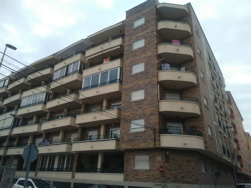 Piso en venta en La Eralta, Almoradí, Alicante, Calle Granados, 73.600 €, 4 habitaciones, 2 baños, 128 m2