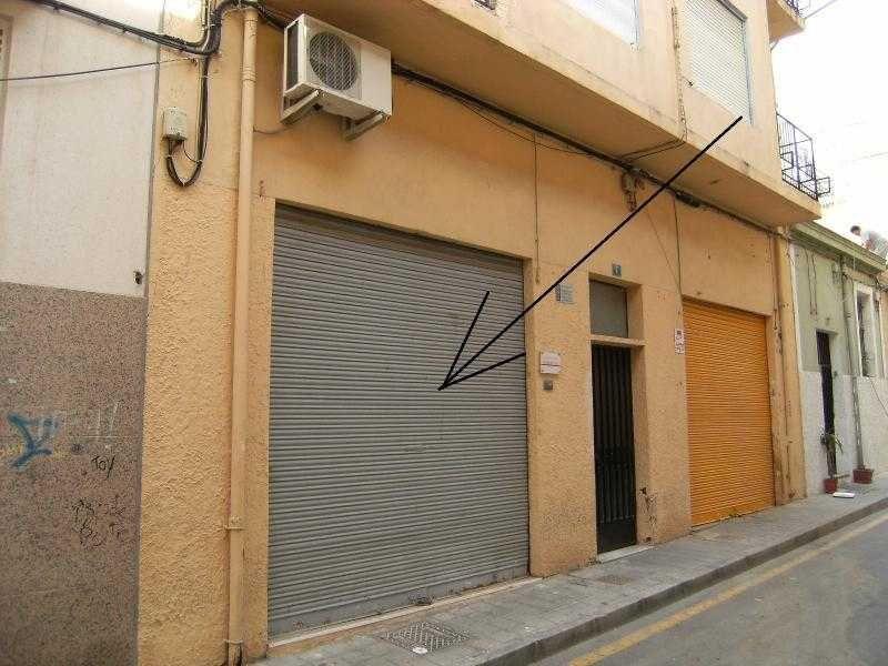 Local en venta en Local en Alicante/alacant, Alicante, 34.000 €, 66,06 m2