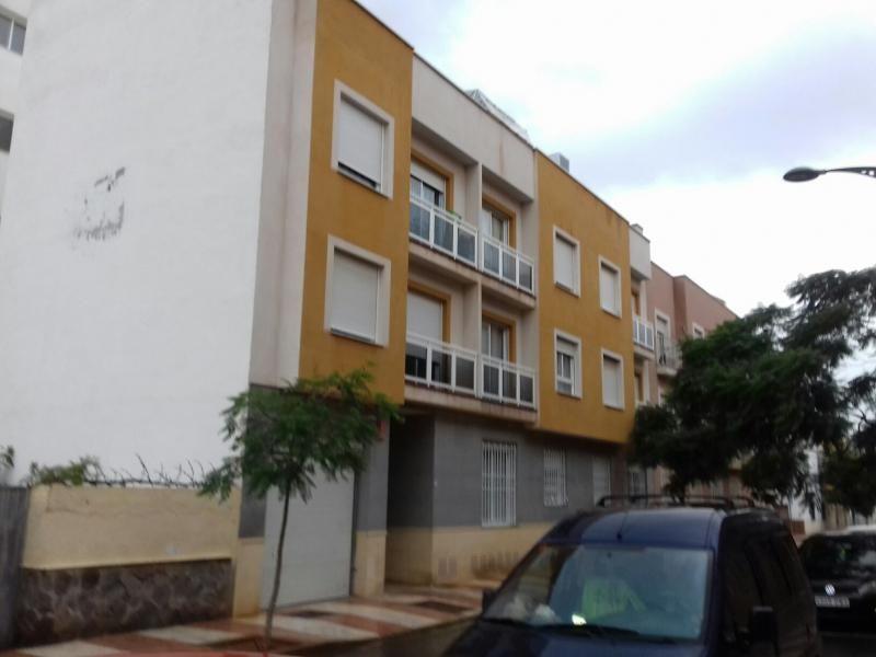 Piso en venta en Los Depósitos, Almería, Almería, Calle Rafael Escudero, 56.000 €, 2 habitaciones, 1 baño, 61 m2