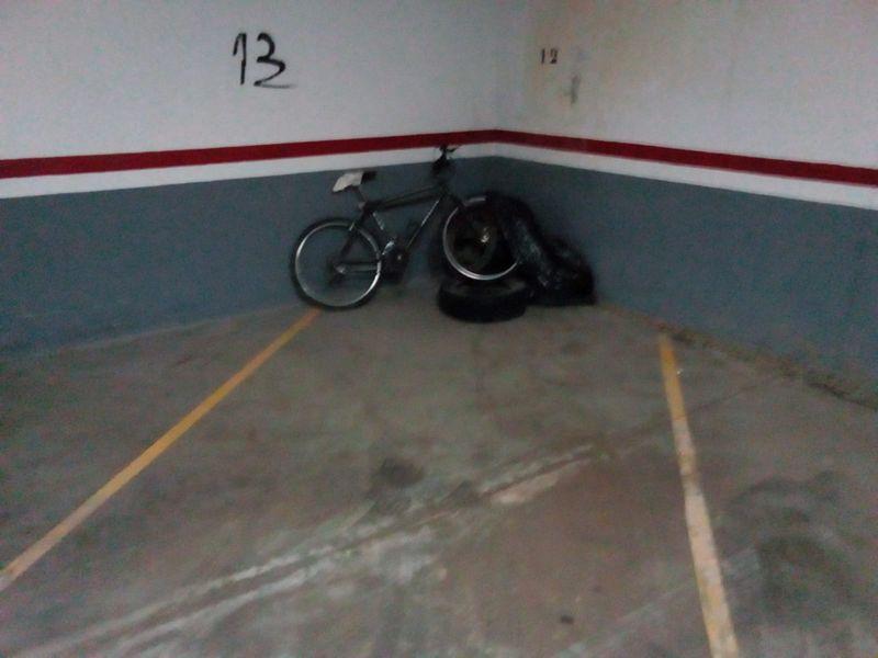 Parking en venta en Villarrubia de los Ojos, Ciudad Real, Avenida Carmen, 8.000 €, 11,4 m2