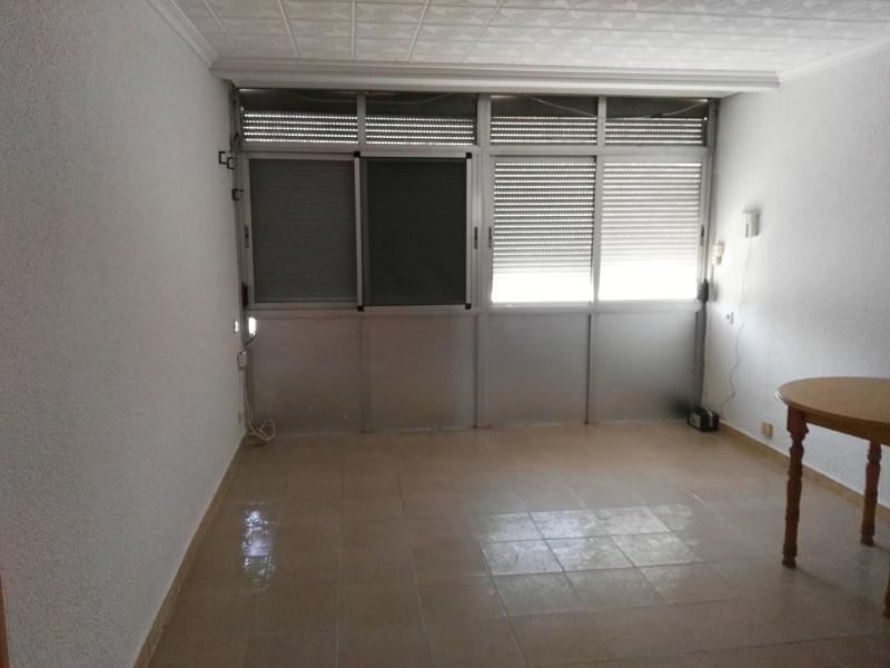 Piso en venta en El Pilar, Albacete, Albacete, Calle Churruca, 55.000 €, 2 habitaciones, 1 baño, 56 m2