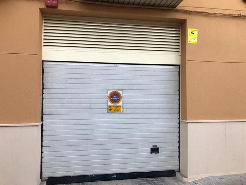 Parking en venta en Tomelloso, Ciudad Real, Calle Asuncion Cepeda, 11.000 €, 26 m2
