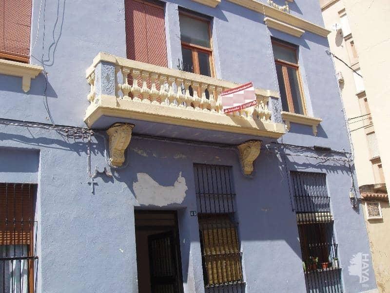 Piso en venta en Alquerieta, Alzira, Valencia, Calle Major Santa Maria, 27.000 €, 1 baño, 56 m2