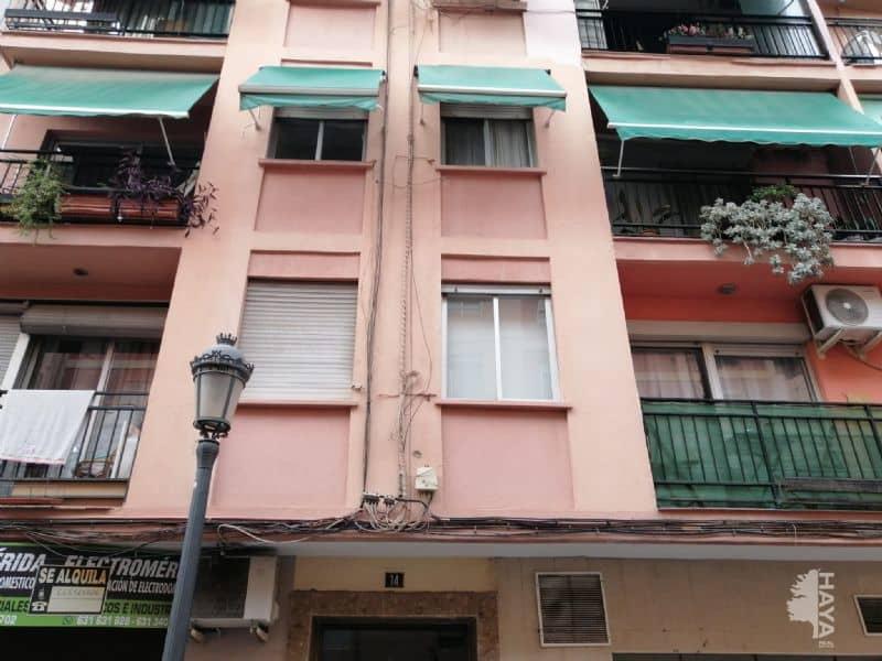 Piso en venta en Motor del Quint, Mislata, Valencia, Calle Padre Santonja, 65.270 €, 3 habitaciones, 2 baños, 98 m2