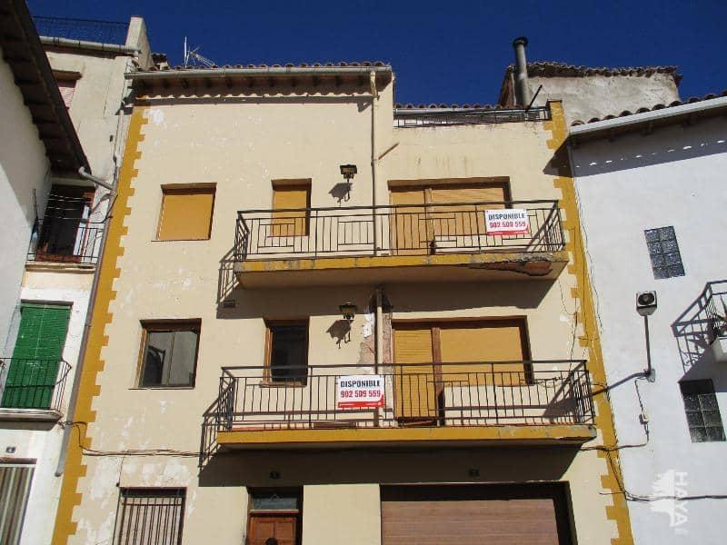 Piso en venta en La Ginebrosa, la Ginebrosa, Teruel, Plaza Mayor, 53.000 €, 2 habitaciones, 2 baños, 240 m2