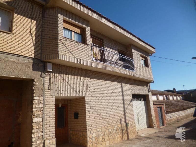 Casa en venta en Villanueva de Huerva, Villanueva de Huerva, Zaragoza, Calle Dr Borobia, 59.000 €, 4 habitaciones, 1 baño, 227 m2