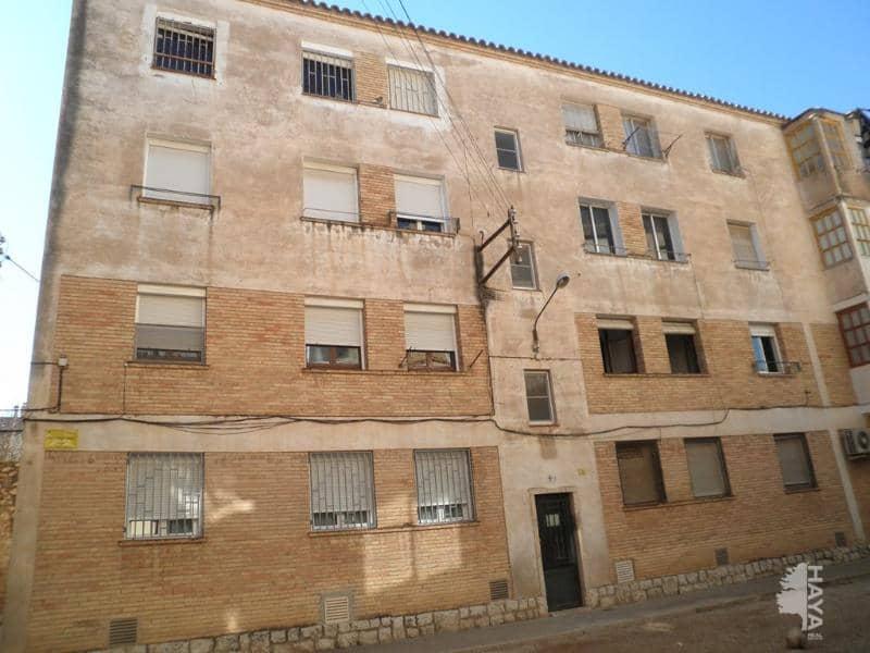 Piso en venta en Bítem, Tortosa, Tarragona, Plaza Lluis Llasat, 23.000 €, 2 habitaciones, 1 baño, 55 m2