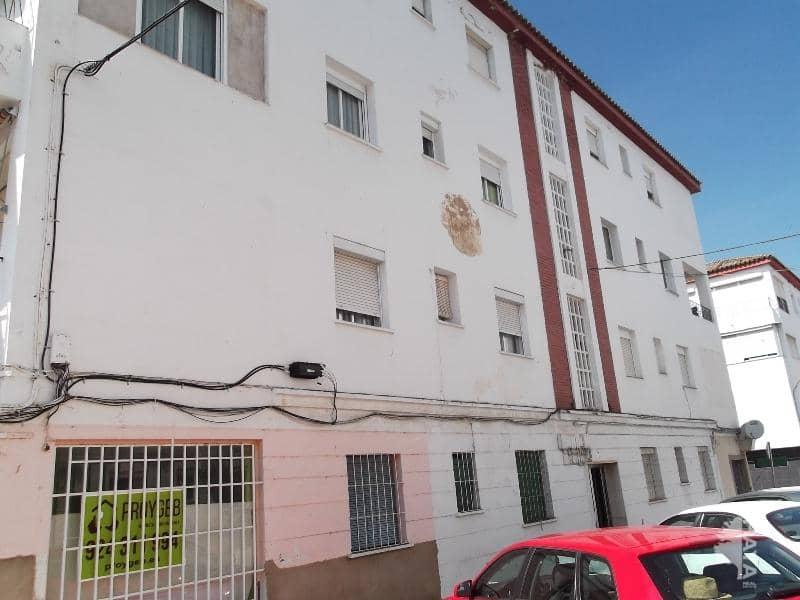 Piso en venta en San Andrés, Mérida, Badajoz, Calle Lopez Candela, 27.000 €, 3 habitaciones, 2 baños, 76 m2